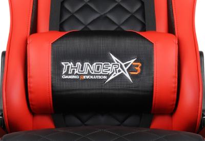 ThunderX3 TGC12 Мягкое комфортное сиденье
