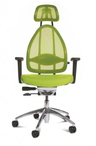 Эргономичное офисное кресло Open Art 10 chrome