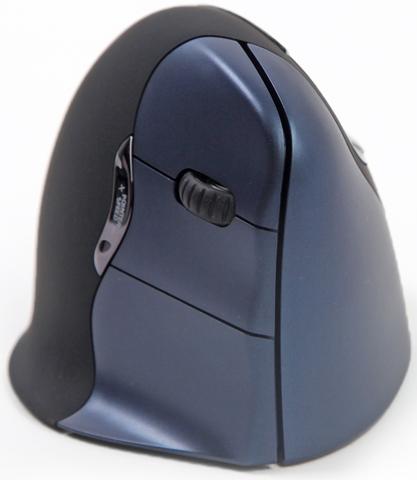 Беспроводная вертикальная мышь VerticalMouse4