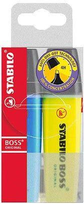 Набор маркеров BOSS ORIGINAL 2 цвета