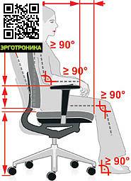 Ортопедическое кресло mediTre