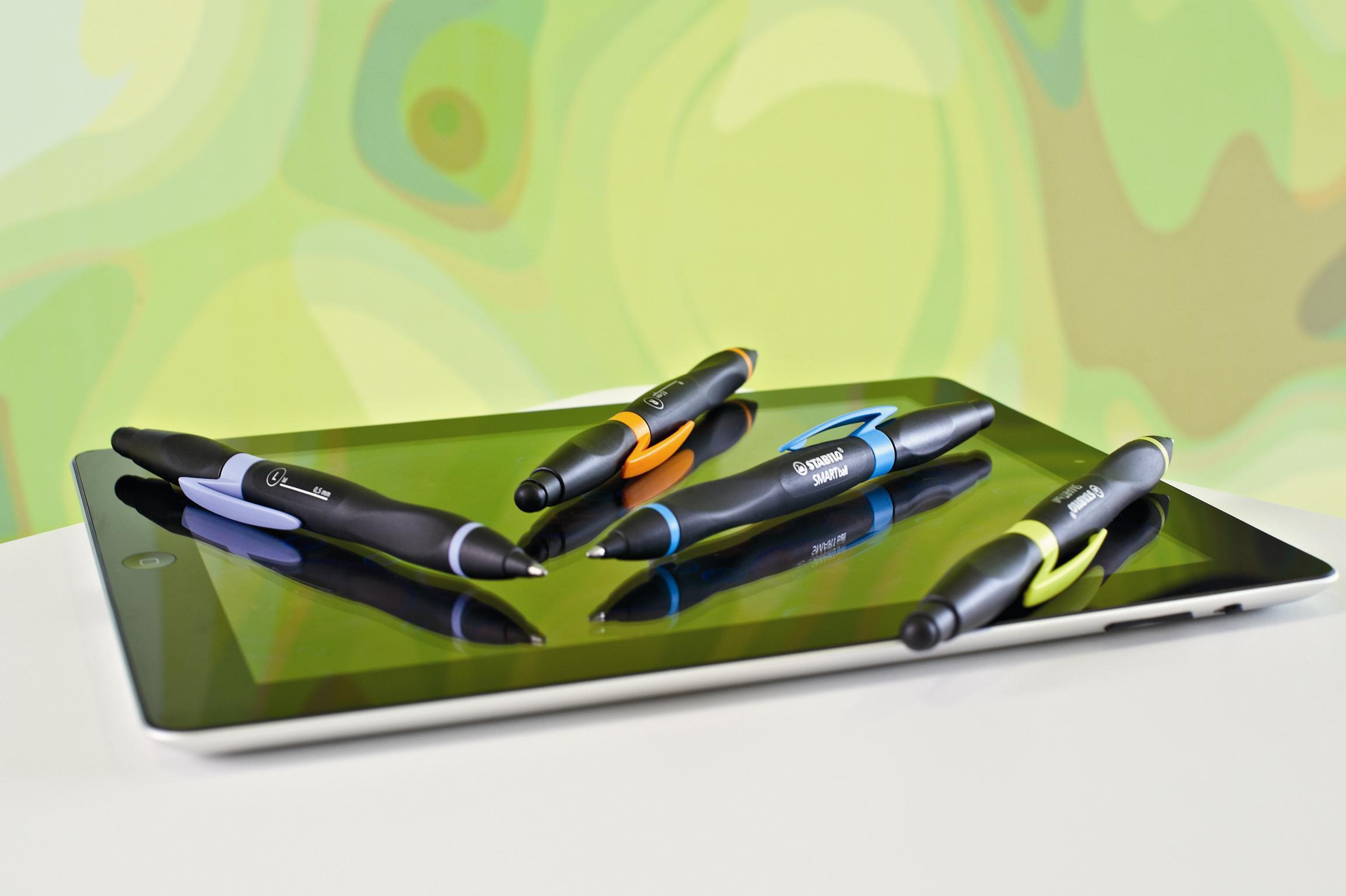 Шариковая ручка SMARTball для правши