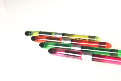 Набор текстовыделителей NAVIGATOR Highlighter  4 цвета