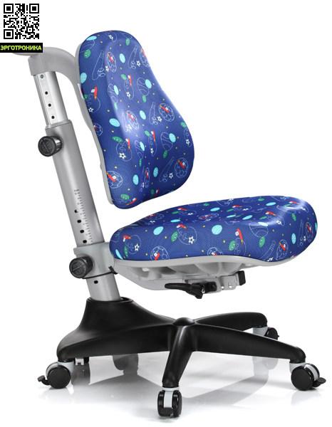 Растущее кресло Match Темно-синий цвет F