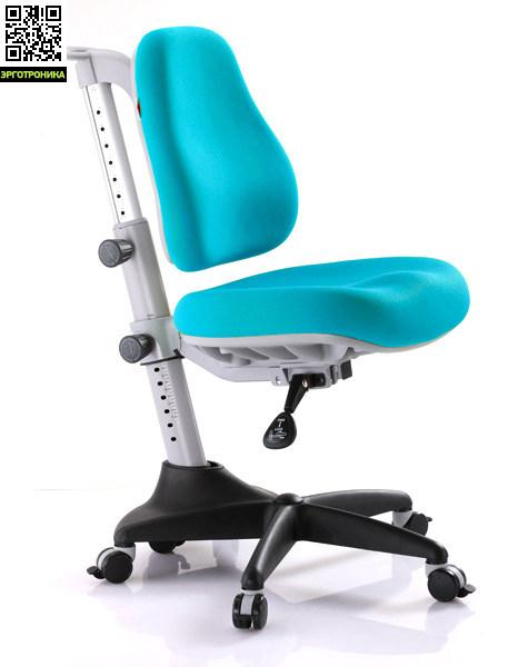 Растущее кресло Match Светло-синий цвет KBL