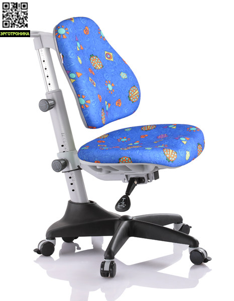Растущее кресло Match Синий цвет BB