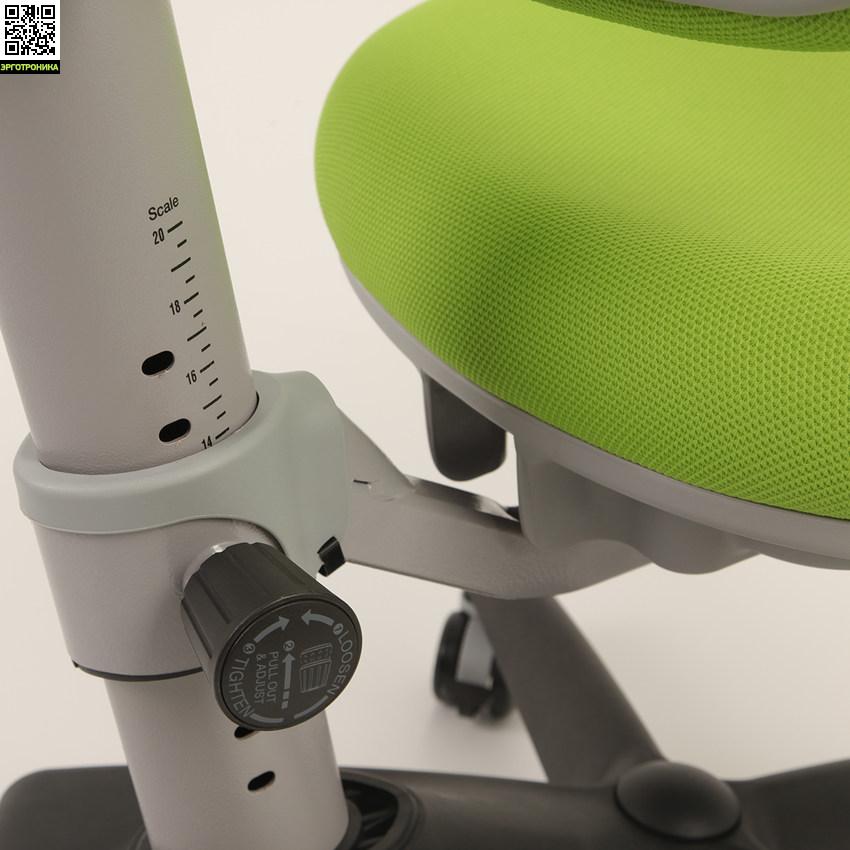 Растущее кресло Match Ростомер на кресле Comf-pro Match