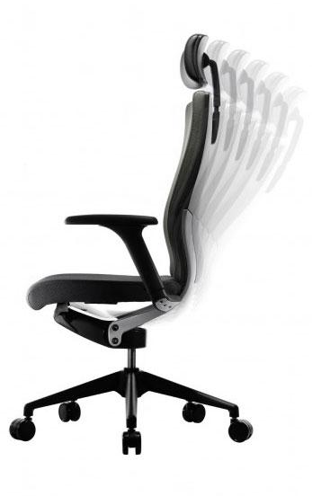 Эргономичное офисное кресло Fursys T-410