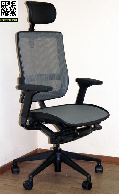 Эргономичное офисное кресло Fursys Т-590