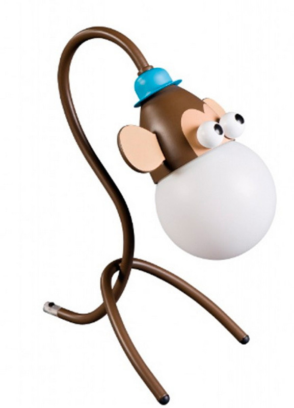 Настольный светильник Monkey Mixed 1x10W