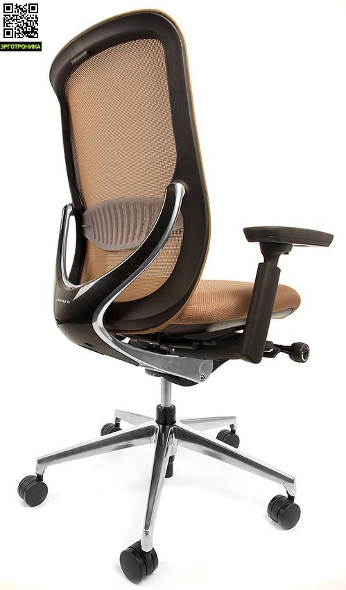 Эргономичное кресло Okamura Zephyr LightЭргономичные кресла<br>Офисное эргономичное кресло для персонала комбинирует полный эргономический комфорт с широким диапазоном регулировок и различными модификациями. Новая разработка Okamura в сегменте кресел для персонала. Синхронный механизм, регулировки кресла по высоте и углу наклона спинки, регулировка поясничной зоны, 3D подлокотники, мягкое сиденье, подголовник – все это создает комфортные условия для успешной работы. Широкий спектр цветовых решений позволит подобрать кресло под Ваш интерьер. Кресло поставляется со склад<br>
