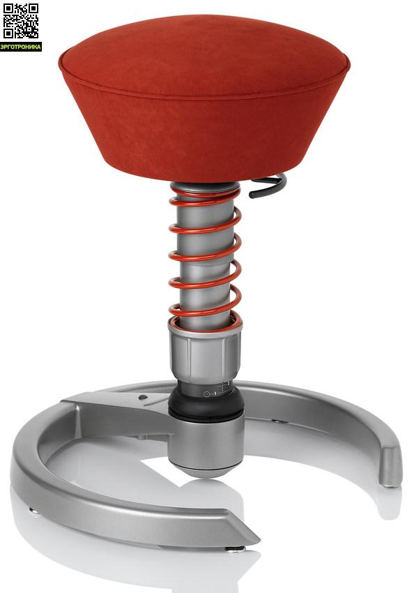 Динамический стул Swopper Classic Красный цвет