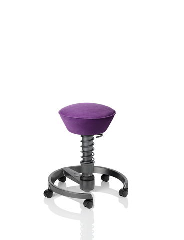 Динамический стул Swopper Classic Фиолетовый цвет