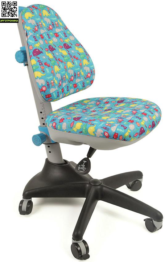 Растущее кресло Conan ГолубоеДетские кресла<br>Форма спинки повторяет анатомически-правильную форму позвоночника, обеспечивая максимальную поддержку по всей ее поверхности: распределяет нагрузку и формирует правильную осанку.<br>/ Высота спинки и сиденья регулируются независимо друг от друга:<br>/ Ростовая шкала для правильной настройки высоты кресла.<br>/ Независимая регулировка глубины сиденья. Глубина регулируется от 40 до 50 см.<br>/ Сверхпрочная конструкция, выдерживающая нагрузки до 100 кг.<br>/ Сиденье с ярко-выраженной анатомической формой: четкая<br>