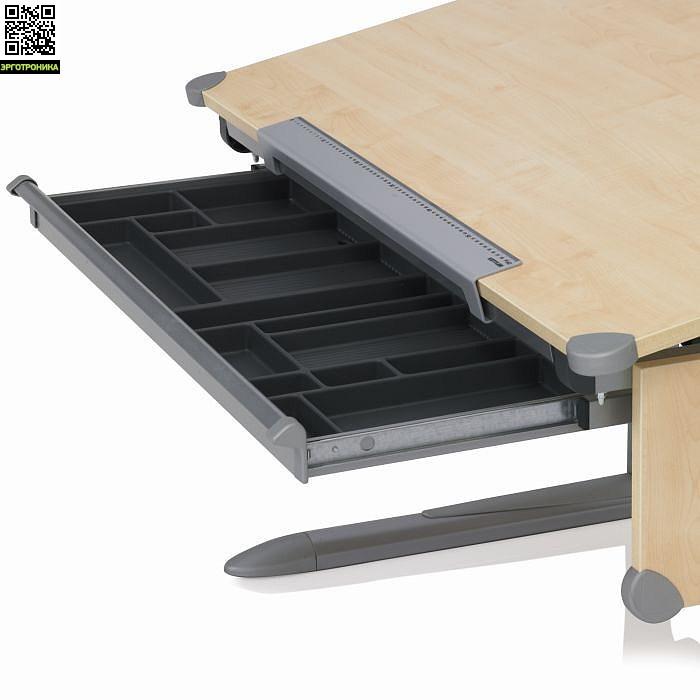 Вкладка-органайзер под столешницу парты KettlerДетская мебель: тумбы, стеллажи, приставки<br><br>