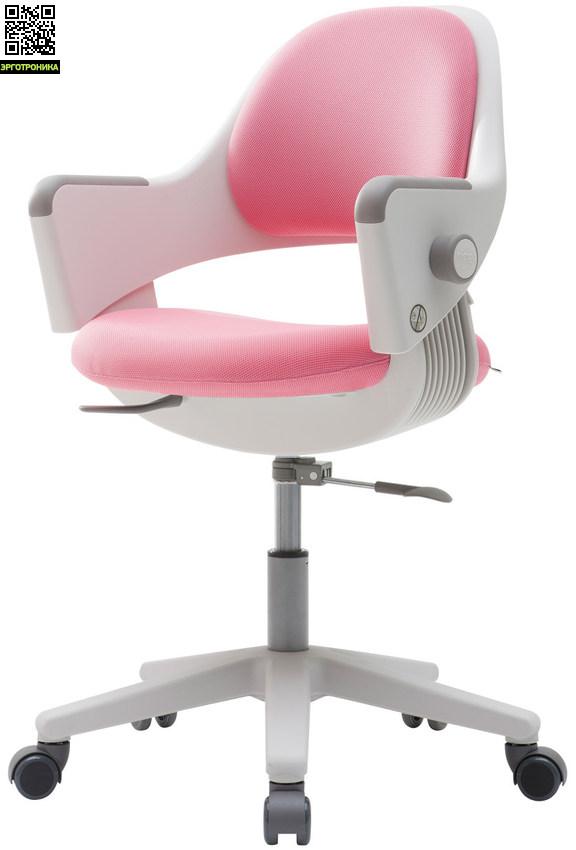 Детское эргономичное кресло «RINGO»Детские кресла<br>Детское эргономичное кресло «RINGO» рассчитано для детей ростом от 110см. - до 160см., при этом эргономика кресла сохраняет правильную осанку ребенка во всем диапазоне регулировок, на протяжении нескольких лет пользования. Ортопедические функции кресла, заключаются в корректировке и выдерживания правильной осанки растущего организма ребенка, во время сидячей работы. Форма спинки детского кресла, учитывает распределение нагрузки на спину маленького пользователя.<br>