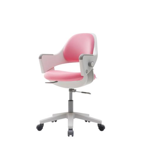 Детское эргономичное кресло Ringo Розовая обивка