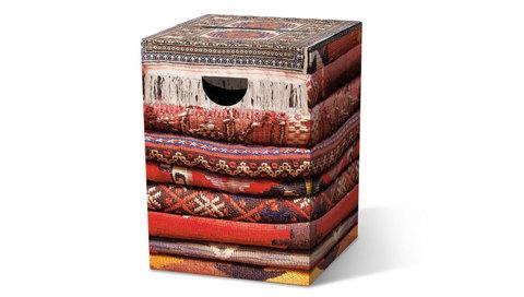 Табурет картонный Marrakesch