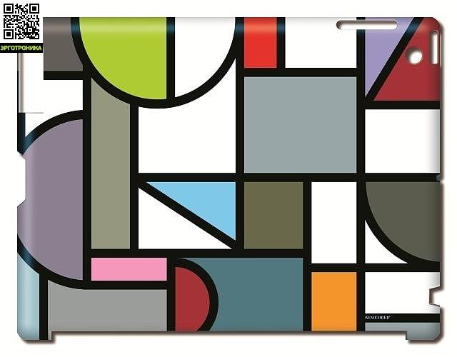 Чехол для ipad 2-4 FinestraДля дома<br>Яркие, стильные чехлы для разных моделей iPad отличаются узнаваемым дизайном и расцветками компании Remember. Изготовлен из поликарбоната с мягкой внешней поверхностью  soft touch.                      <br>Размеры:                                                            <br>Для моделей iPad 2,3,4 - 24,5x18,3x0,5 см<br>
