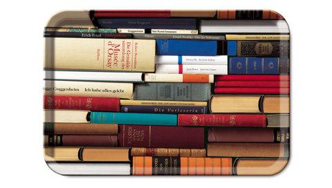 Поднос Bookworm