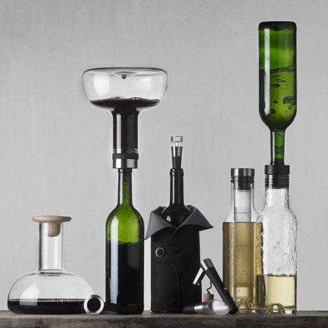 Набор для вина Norm (насос, пробка, штопор)