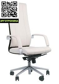 Кресло руководителя EliseoЭргономичные кресла<br>Кресло высокой комфортности, Высокая спинка, Натур. кожа высокой прочности<br>