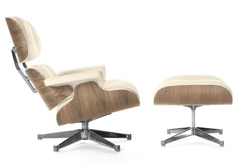 Кресло Eames Style Lounge Chair & Ottoman