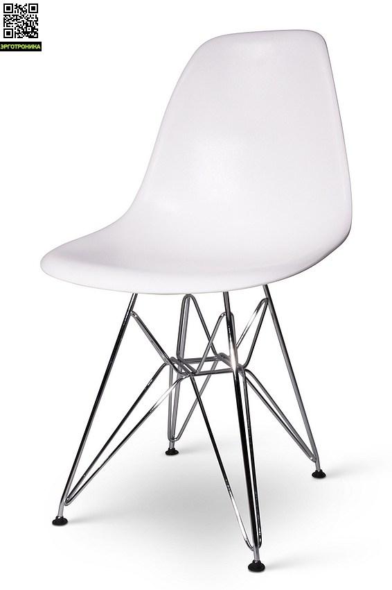 Стул Eames Style DSR ChairДля дома<br>Культовый предмет мебели XX в.<br>Отлично вписывается в интерьер<br>Практичен и удобен<br>