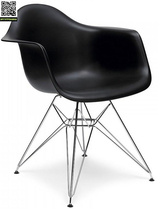 Стул Eames Style DARДля дома<br>Культовый предмет мебели XX в.<br>Отлично вписывается в интерьер<br>Практичен и удобен<br>