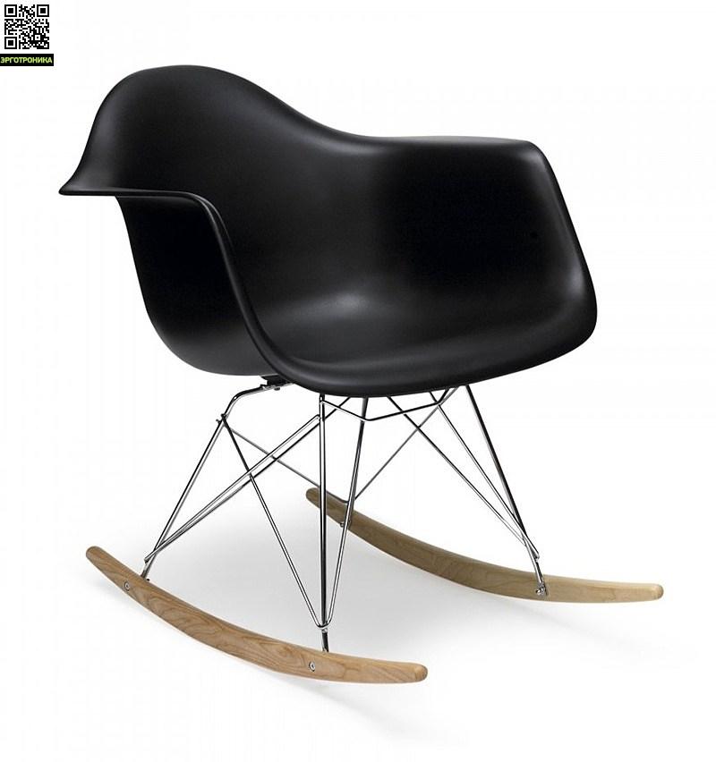 Стул Eames Style RAR RockingНеобычные<br>Стул - кресло-качалка<br>Стильный предмет мебели<br>Понравится детям<br>