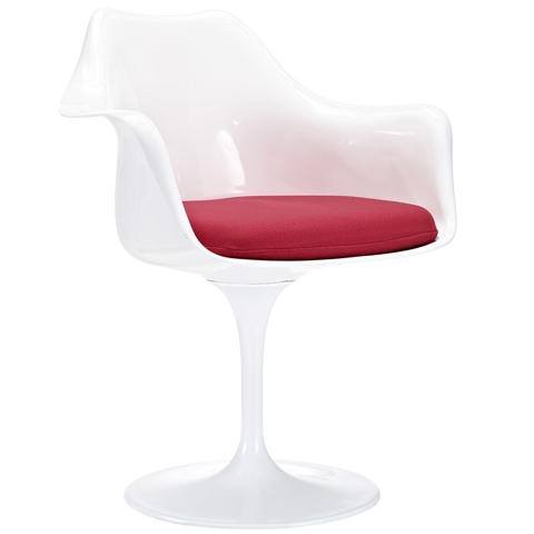 Стул Eero Saarinen Style Tulip Armchair