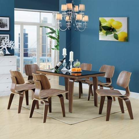 Стул Eames Style DCW Dining Chair