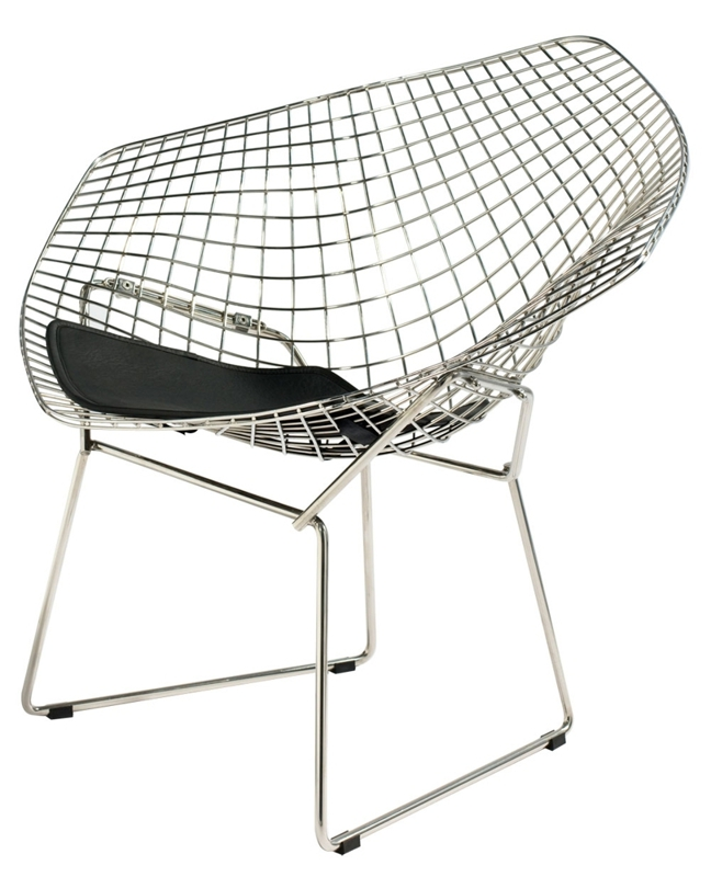 Стул Harry Bertoia Style Diamond Chair