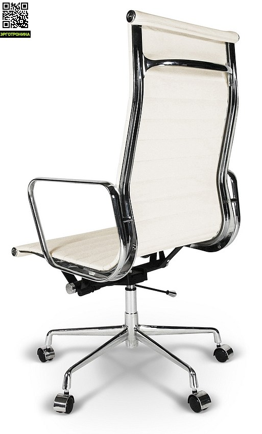 Кресло Eames Style HB Ribbed Office Chair EA 119