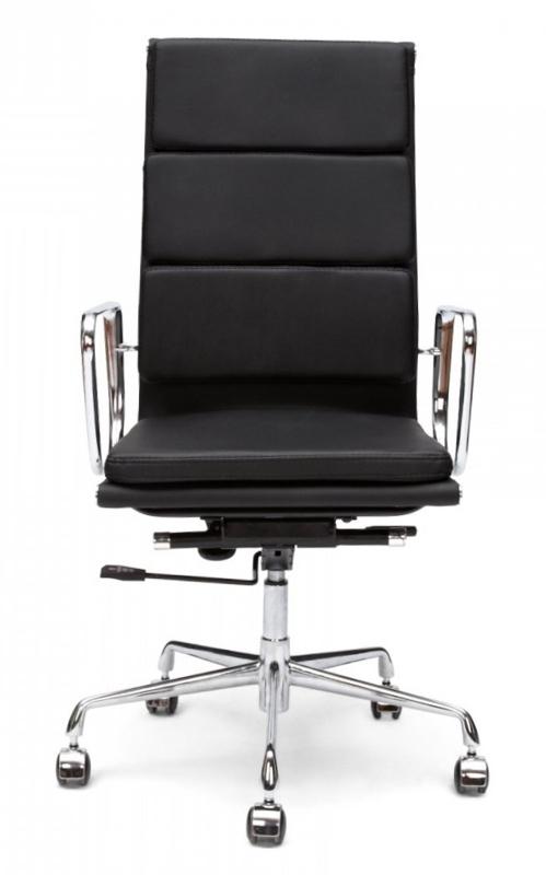 Кресло Eames Style HB Soft Pad Executive Chair EA 219