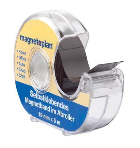 Магнитная самоклеющаяся лента  Magnetoplan