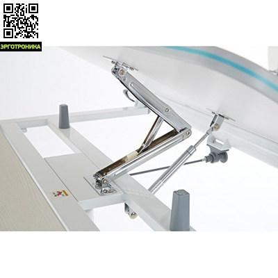 Детский стол Эргономик G2-XS Регулировка угла наклона столешницы