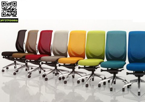 Эргономичное офисное кресло Zephyr