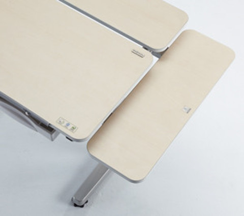 Полка боковая к столу R2