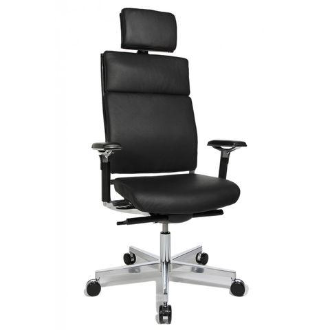 Эргономичное кресло руководителя New Aluart Classic