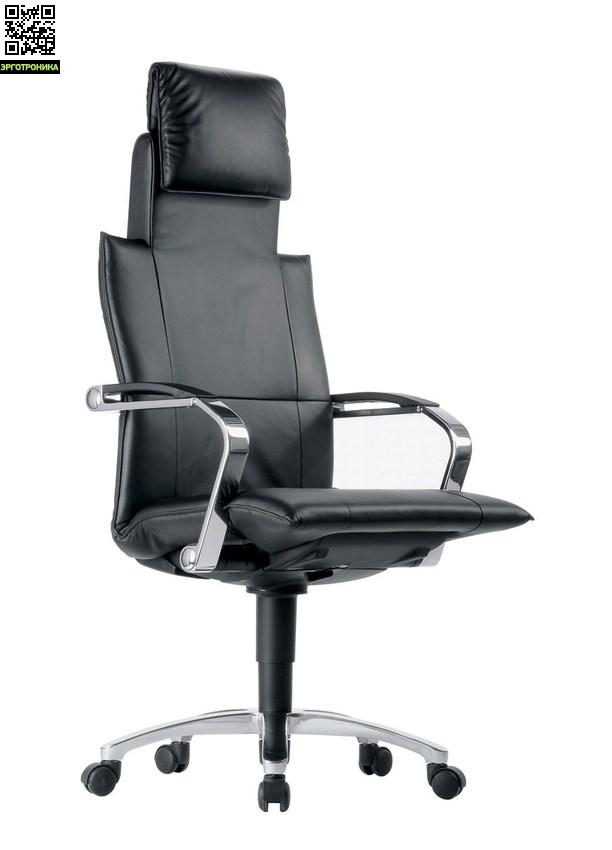 Эргономическое кресло руководителя LeoЭргономичные кресла<br>Регулировка жесткости пружины, механизм Glide-Tec, механизм Aire Shape System, интегрированный подголовник, размер:50-63,5x41-56xh122<br>вес:25.5<br>