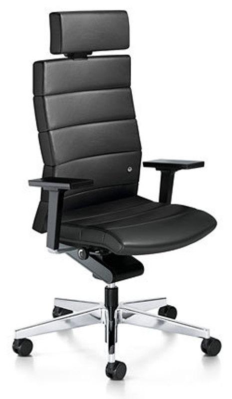 Эргономическое кресло руководителя Champ