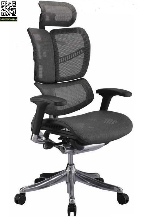 Эргономичное офисное кресло Expert Fly (Черный) купить  за 49400 рублей. 3 отзыва, фото, есть в магазине, доставка по Москве и России в Эрготронике