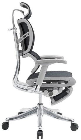 Эргономичное кресло с  ортопедической спинкой Expert Fly