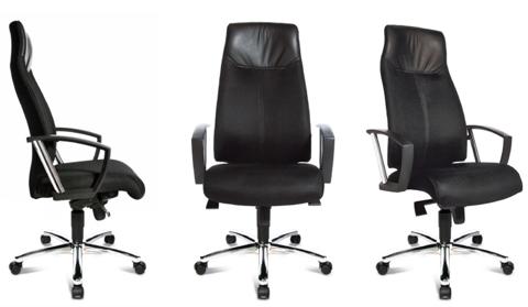 Эргономичное кресло руководителя High Sit Up