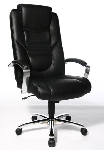 Эргономичное кресло руководителя Soft Lux