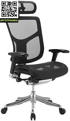 Эргономичное кресло Expert Expert Star (Черный) купить  за 44000 рублей. 2 отзыва, фото доставка по Москве и России в Эрготронике