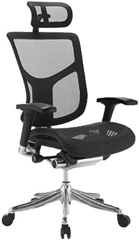 Эргономичное кресло серии Expert модель Star