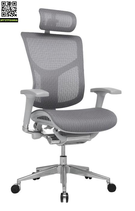 Эргономичное кресло Expert Expert Star (Серый) купить  за 45300 рублей. 2 отзыва, фото доставка по Москве и России в Эрготронике