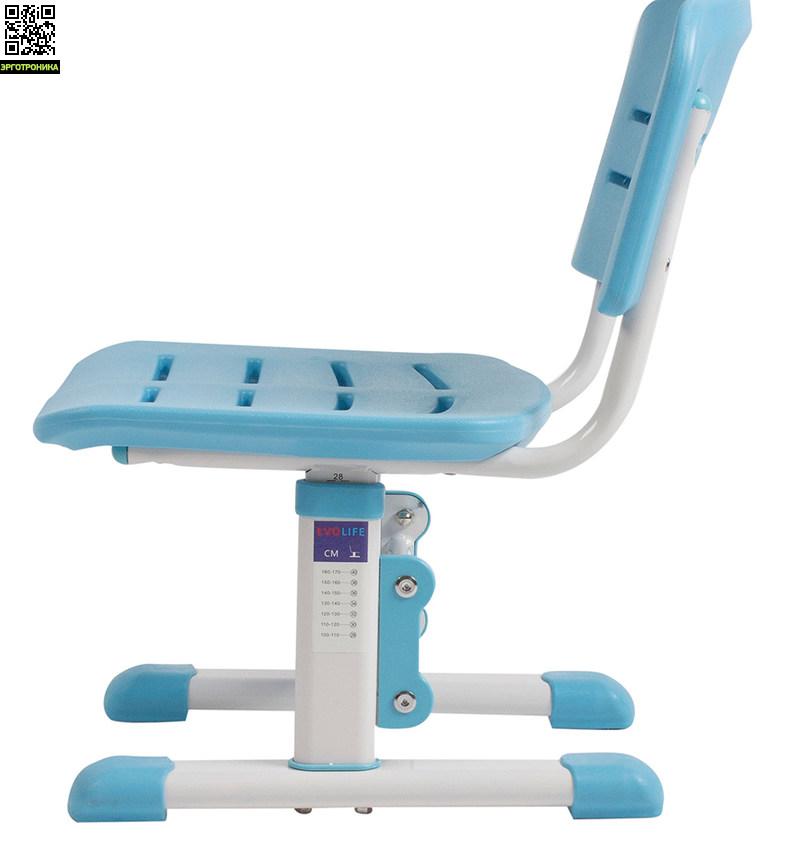 Растущая парта-трансформер EVOLIFE Minimax со стулом